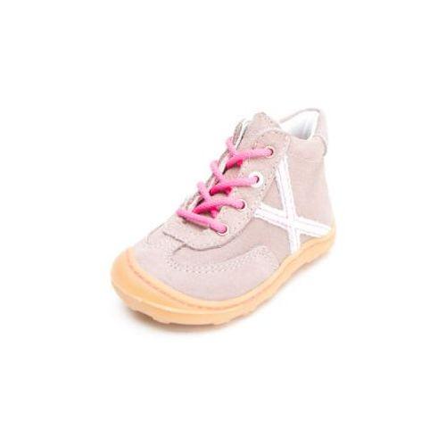 Pepino pamy obuwie do nauki chodzenia mauve