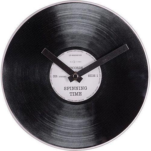Zegar ścienny little spinning time (5163) marki Nextime