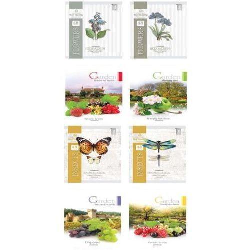 Zeszyt A5 48 kartek w kratkę - FRESH (4823089200620)