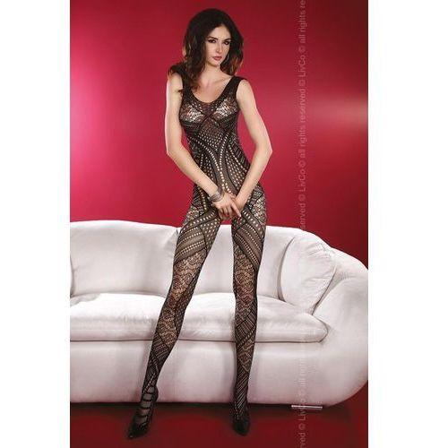 Livia corsetti Aleeza seksi bodystocking z ciekawym wzorem (5907996387465)