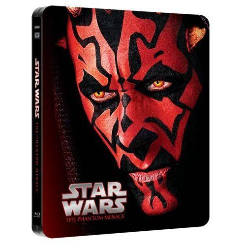 Gwiezdne wojny: Część I - Mroczne widmo (Steelbook) (5903570071584)