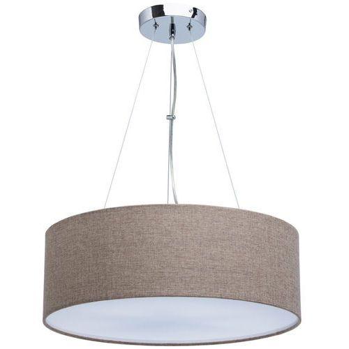 Mw-light Beżowa lampa wisząca do jadalni z regulacją wysokości modern (453011106)