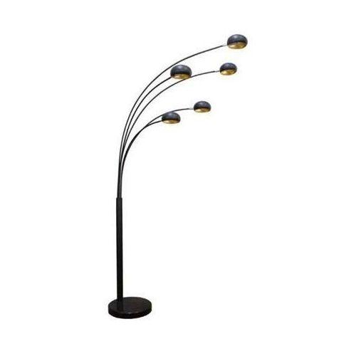 lampa podłogowa branca floor ts-5805-bkgo marki Zuma line