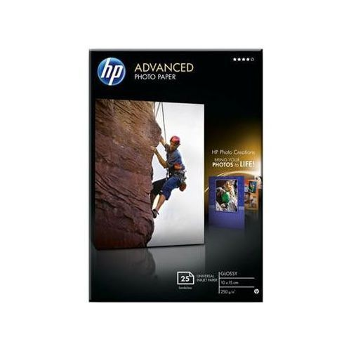 Hp Papier fotograficzny advanced 250 10x15 q8691a