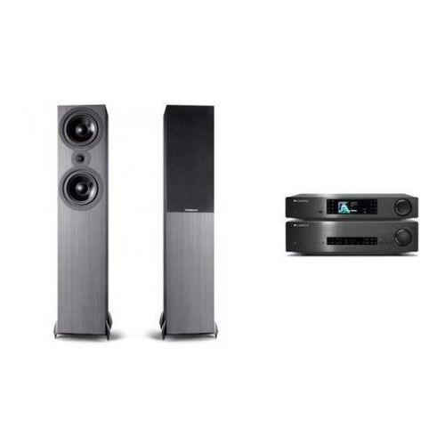 Cambridge audio cxa60 + cxn + sx80 marki Zestawy