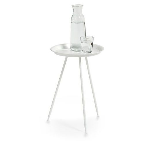 Stolik okolicznościowy, okazjonalny - metalowy pomocnik, Ø 30 cm, ZELLER (4003368170022)