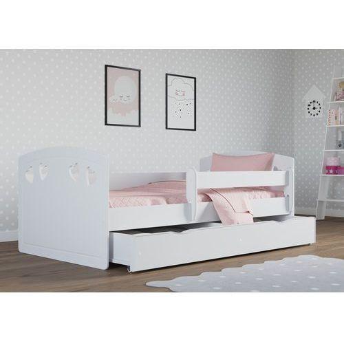 Łóżko dziecięce Kocot-Meble JULIA białe różne wymiary Negocjuj cenę. Promocja Spokojny Sen, Kocot-Meble