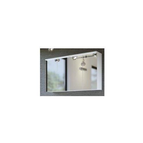 COMAD GALAXY WHITE Szafka lustrzana 4D 120, galaxy_white_2x840
