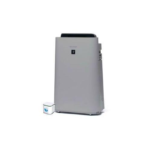 Sharp ua-hd50 + aplikacja mobilna ecolife airsensor