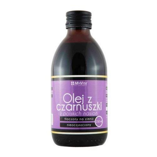 Olej z czarnuszki 250ml (5906395684786)