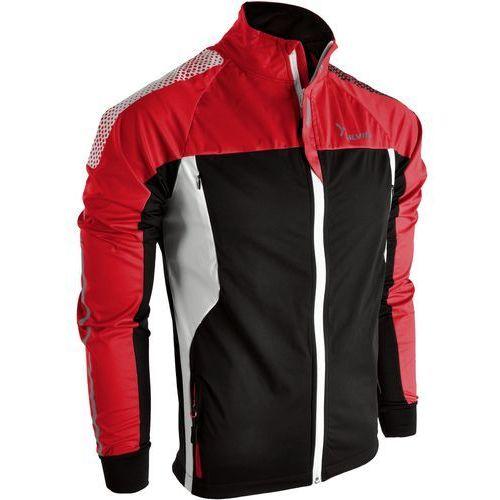 Silvini kurtka softshell Montagno MJ415 Black-Red XL