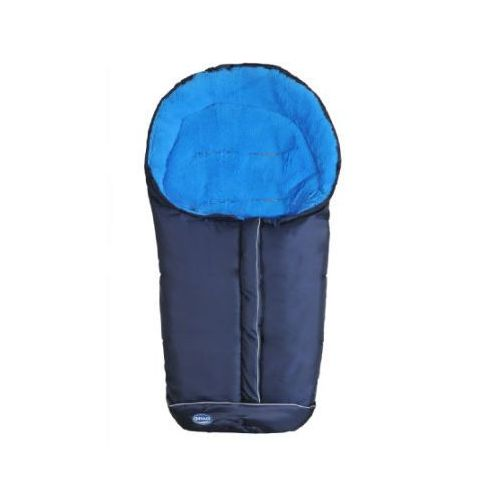 Urra śpiworek do nosidełek standart kolor granatowo-jasnoniebieski (4250224300523)