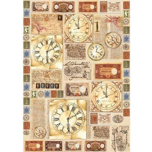 Papier klasyczny do decoupage Stamperia 50x70 cm - 315