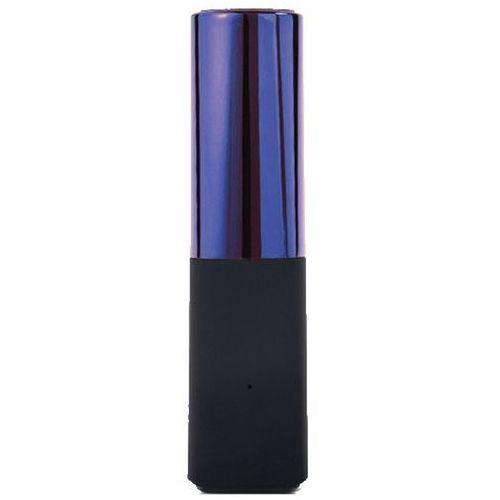 Powerbank PLATINET Lipstick 2600mAh Niebieski, PMPB26LSBL