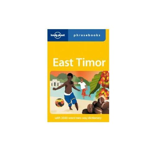 Rozm?wki Lonely Planet East Timor Phrasebook - b?yskawiczna wysy?ka! (2008)
