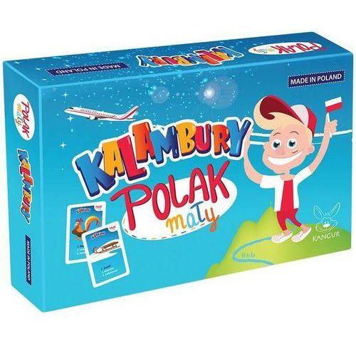 Kalambury polak mały gra towarzyska marki Kangur