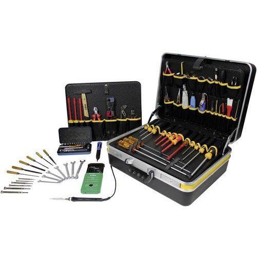 Walizka narzędziowa  6600, 115 narzędzi, (dxsxw) 490 x 410 x 190 mm marki Bernstein