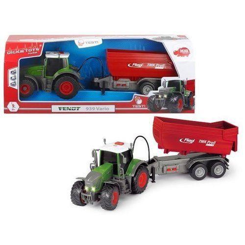 Traktor fendt 939 vario, 41 cm marki Dickie