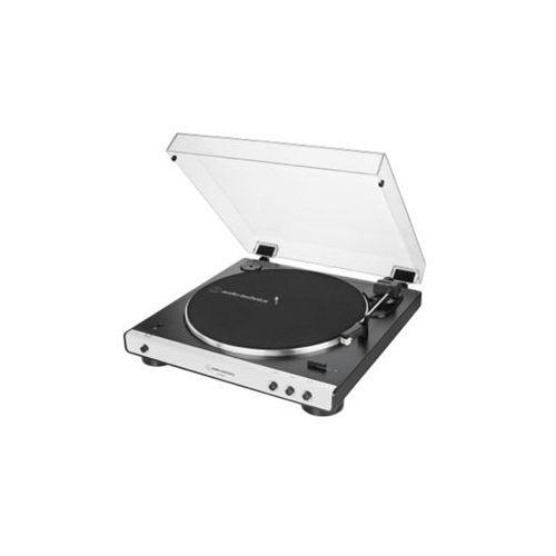 Audio-Technica gramofon AT-LP60xBT, czarny/biały (4961310147297)