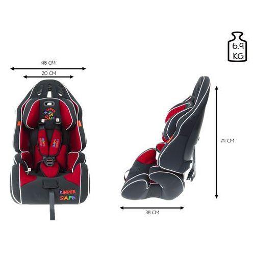 Kindersafe Fotelik samochodowy 9-36 kg pro comfort ge-g