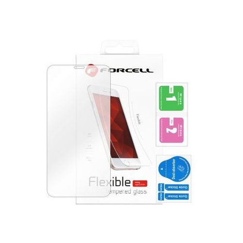 Forcell Apple iphone xs - szkło hartowane flexible glass