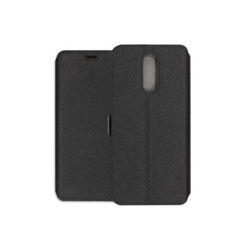 Etuo wallet book Lg k40 - etui na telefon wallet book - czarny