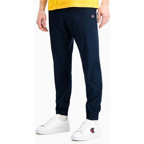 spodnie dresowe CHAMPION - Stretch Cotton Twill Cuffed Trousers (BS538) rozmiar: XL, dresowe