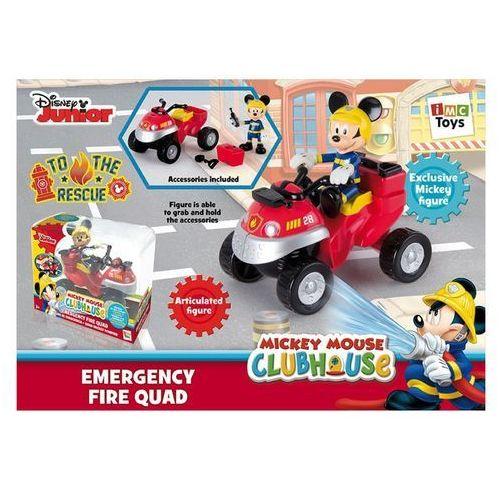 Quad straż pożarna myszki miki na ratunek - marki Imc toys