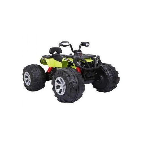Quad elektryczny ATV MONSTER 24V OGROMNE KOŁA JS3188 ZIELONY