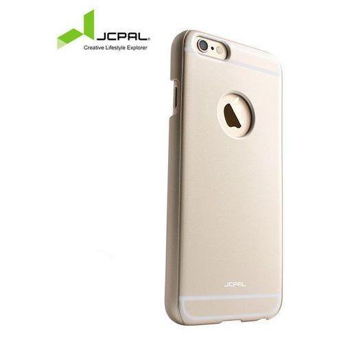 Obudowa JCPAL - Original Case - Apple iPhone 6 4.7 - Złoty - Brązowy