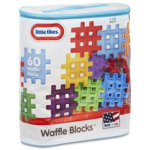 Klocki Waffle (60 elementów)