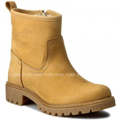Buty  creek booty tan wyprodukowany przez Wrangler