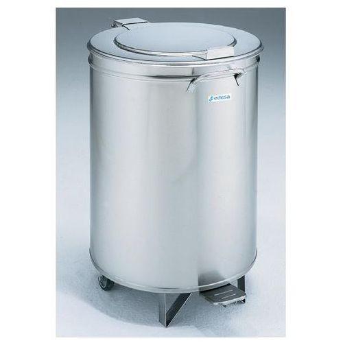 Pojemnik na odpadki nierdzewny cuvp-105 marki Edenox