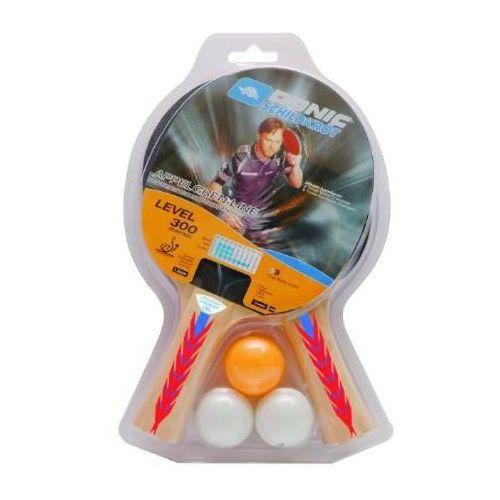 Zestaw 2 rakietek do tenisa stołowego DONIC SCHILDKROT APPELGREN z kategorii Tenis stołowy