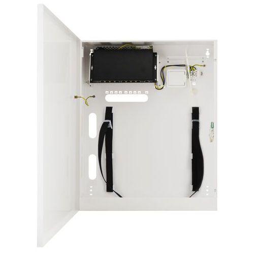 Pulsar Switch 9-portowy s98-cr dla 8 kamer ip w obudowie z miejscem na rejestrator