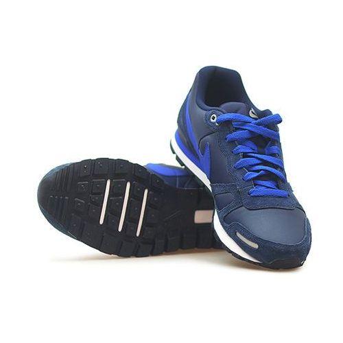 Buty 454395 411 granatowe lico marki Nike