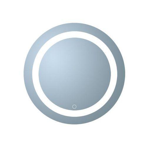 Lustro łazienkowe z oświetleniem wbudowanym RING 60 x 60 VENTI