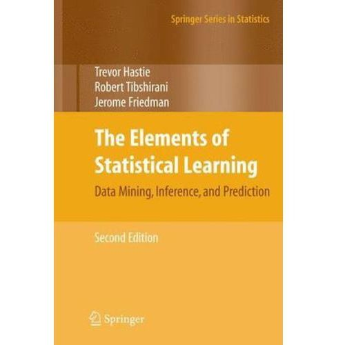 Elements of Statistical Learning (9780387848570)