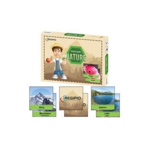 Memory Game Nature pudelko