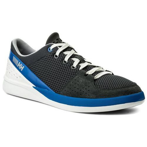Sneakersy HELLY HANSEN - HH 5.5 M 111-29.980 Ebony/Classic Blue/Silver Grey, kolor szary
