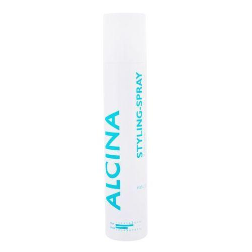 Alcina Styling Natural spray do stylizacji- długotrwały efekt (Flex 7, Hold 5) 200 ml, 86797