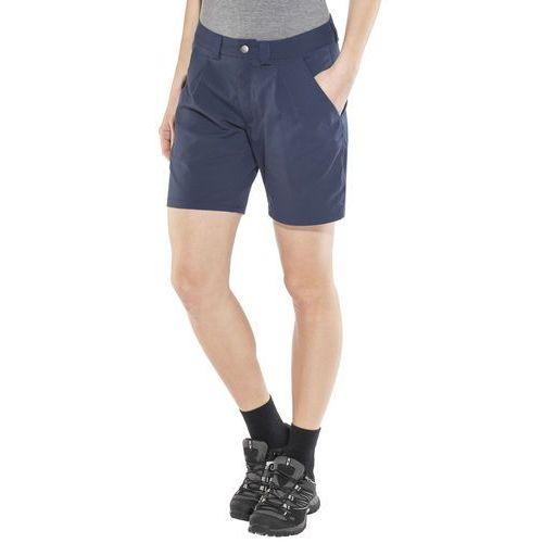 Haglöfs Mid Solid Spodnie krótkie Kobiety niebieski 36 2018 Szorty syntetyczne (7318841108575)