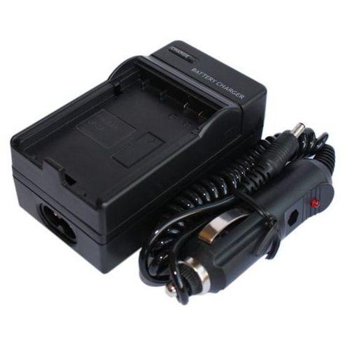 """Sony np-f330 / panasonic vw-vbd1 / jvc bn-v812 ładowarka 230v/12v (gustaf) marki """"gustaf"""" kacper gucma"""
