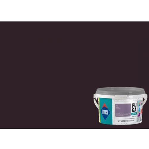 Fuga Elastyczna Artis 5kg Ciemnobrązowy 024 Atlas - produkt z kategorii- Fugi