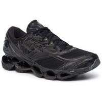 Buty - wave prophecy 8 j1gc190010 black/bla, Mizuno, 40-46