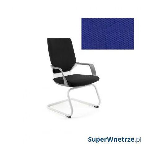 Unique Krzesło biurowe apollo skid royalblue