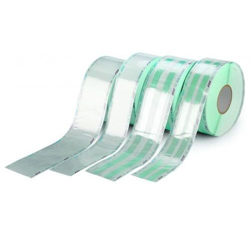 Rękaw do sterylizacji papierowo - foliowy z zakładką sigma 350mm marki Medilab