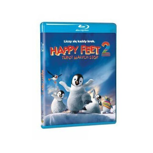 HAPPY FEET 2: TUPOT MAŁYCH STÓP (BD) GALAPAGOS Films 7321999311643 - Dobra cena!