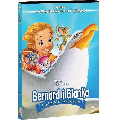 Disney. Zaczarowana kolekcja. Bernard i Bianka w Krainie Kangurów.. DVD