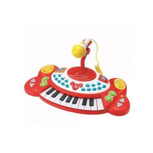 Pianinko z mikrofonem 2055 marki Smily play